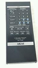 AKAI RC-700 CD PLAYER REMOTE CONTROL ORIGINAL