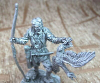 VIKING X CENTURY TIN HANDMADE FIGURINE SOLDIER TOY 54 MM SCALE 1:32