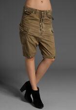 G-star laundry officer dean loose shorts,bermuda, damen women gr.25(37 cm waist)