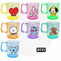 KPOP BTS Love Yourself Cup Bangtan Boys SUGA J-HOPE Milk Cup Discoloration Mug