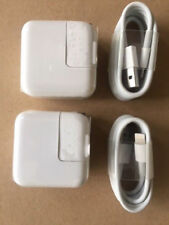 OEM 10W USB Power Adapter Wall Charger for Apple iPad 4 Air Pro +Lightning Cable