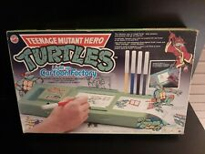 1990 - TMNT - Tortues Ninja - Ninja Turtles Light Up Cartoon Factory