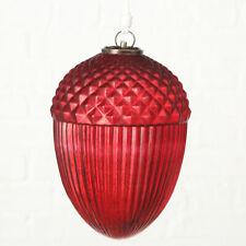 Or pailleté Arbre de Noël décoration SIGNE vintage nuit silencieuse Gisela Graham
