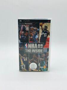NBA 09: The Inside (Sony PSP, 2008)