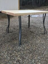 Hand Forged Or Cast Iron Table Coffee Table Bench Legs