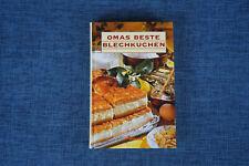 Backbuch - Omas beste Blechkuchen