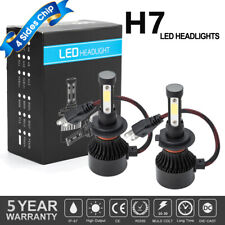 H7 1820W 273000LM CREE LED Headlight Kit Driving Lamp Globes Canbus ERROR FREE