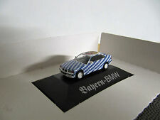 VOITURE BMW HO HERPA