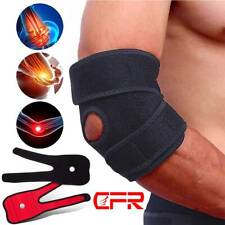 Tennis Elbow Brace Support Arthritis Tendonitis Arm Joint Pain Band Wrap Strap O