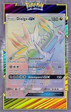 Dialga GX Secret - SL05:Ultra Prisme - 164/156 - Carte Pokemon Neuve Française