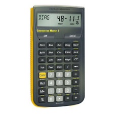 Calculated Industries 4050 Construction Master 5 Feet-Inch-Fraction, calculator