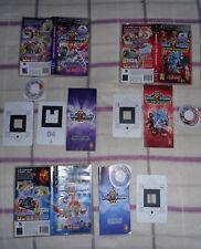 INVIZIMALS 3 Giochi PSP Caccia Tribu' Scomparse Creature Ombra Playstation