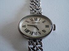 Vintage Primato Ladies 835 Silver? Hand winding Watch Working Fine