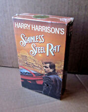 STAINLESS STEEL RAT Harry Harrison NWT gift box-set President Born Wants You