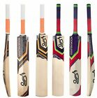 Model Pack of 2 Pcs KOOKABURRA ONYX + INSTINCT Cricket Bats Full Size SH+Nokd