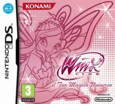 WINX CLUB IL TUO MAGICO UNIVERSO DS 3DS 2DS NINTENDO NUOVO ITALIANO + OMAGGIO