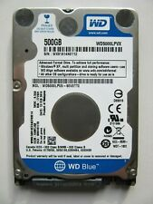 """WD Western Digital WD5000LPVX-80V0TT0 500GB Hard Drive 2.5"""" HDD HAMTJAB 2014"""