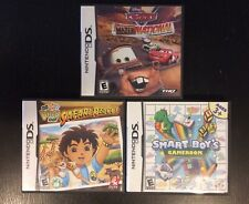 Nintendo DS Games Lot of 3