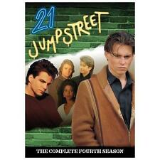 21 Jump Street - The Complete Fourth Sea DVD