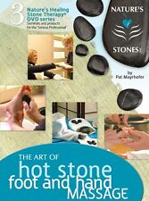 Hot Stone Massage Manicure Pedicure Spa Therapy Video On DVD w Electronic Manual
