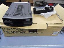 Kenwood TS 480SAT Radio Transceiver