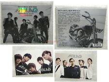 MBLAQ Special Edition Taiwan Ltd CD+DVD+Card ( Y Oh Yeah )