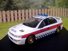 1/43 Trofeu(Portugal)  Subaru impreza WRX  Police