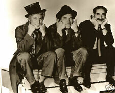 Marx Brothers Sitting On A Piano Harpo Chico Groucho Marx With Cigar CLASSIC