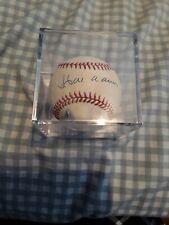 Hank Aaron Autographed Baseball PSA/DNA