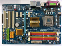 Genuine GIGABYTE GA-EP31-DS3L LGA 775 & DDR2 RAM Motherboard With Rear Panel I/O