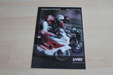 106781) Uvex Motorstyle Katalog / Prospekt 1992