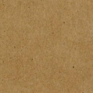 Kraft Card Recycled ECO 280gsm Pack of 25 Sheets  A5 148mm x 210mm by Cranberry