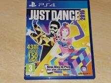 Just Dance 2016 PS4 Playstation 4 **FREE UK POSTAGE**