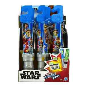 Star Wars Micro Force WOW! Set of 4 Mini Collectible Figures for Kids
