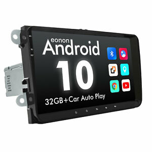 "9"" Android 10 for VW Golf 5 6 Passat Tiguan Jetta EOS Car Stereo GPS DSP CarPlay"