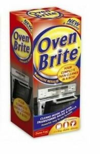 Oven Brite Oven Cleaner kit all in one box