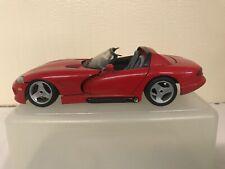 1993 Dodge Viper Rt/10 1/18 scale
