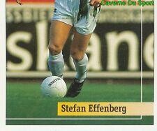 220 STEFAN EFFENBERG 2 GERMANY TOP-STARS IN ACTION STICKER FUSSBALL 1995 PANINI