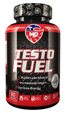 MLO Nutrition Strong Testo Fuel