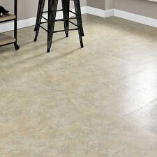 Vinyl Floor Tiles Self Adhesive Peel And Stick Large Beige Stone Flooring 18x18