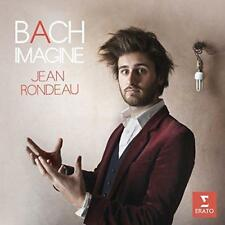 Jean Rondeau - Bach Imagine (NEW CD)