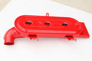 79 80 Datsun 280 ZX I6 Air Cleaner Air Box Filter Box OEM Red