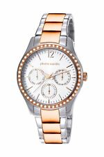 Pierre Cardin Ladies Watch La Lisiere Stainless Steel Bracelet New! PC106952F10