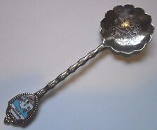 Vintage Mission San Diego de Alcalá, California Souvenir Collector Spoon