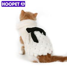 Pet Dog Cat Coat Clothes Puppy Warm Costume Small Winter Apparel Fleece Jumpsuit