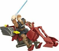 Star Wars Hero Mashers Jedi Speeder and Anakin Skywalker