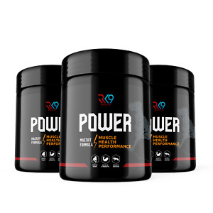 POWER - Mastiff Breed Best Canine Muscle Builder Health Supplement