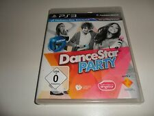 PLAYSTATION 3 PS 3 DanceStar Party (Move Richiesto)