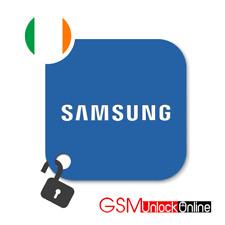 Unlock Code For Samsung Galaxy S9 S9+ Plus Three Eir Meteor Vodafone Ireland