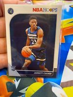 2019-20 NBA Hoops Jarrett Culver Minnesota Timberwolves RC #203